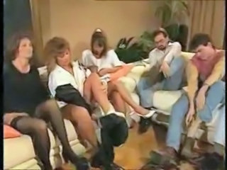Groupsex MILF Vintage Dirty Family