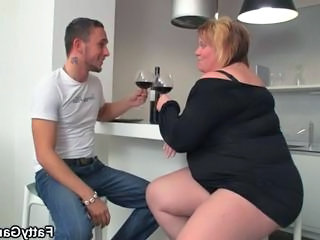 Drunk Old And Young BBW