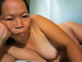 Asian Webcam Boobs Filipina Grandma