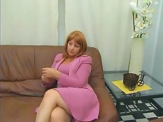 Russian Mom Wants son     ;s friend