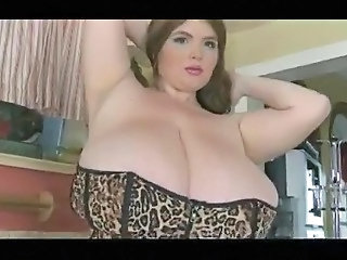 Cute BBW Big Tits