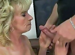 Old And Young Mom Blowjob Grandma Old And Young