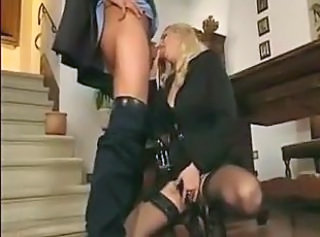 Clothed Italian Stockings Blowjob Milf European Italian