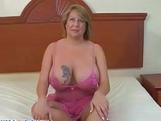 BBW Mature Tattoo