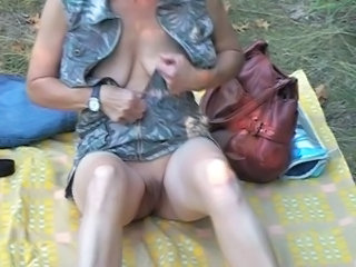 Shaved Outdoor Stripper Amateur Outdoor Outdoor Amateur