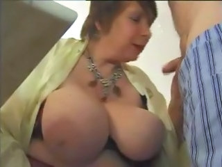 Saggytits Blowjob Mature