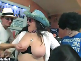 Party Big Tits Groupsex