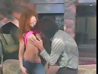 Video from: tubewolf | Redhead fucked deeply and given a creampie cumshot tubes