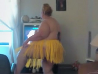 Dancing BBW Homemade