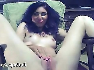Arab Webcam_ Teasing _ Pussy Play I
