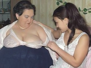 Mom Old And Young BBW