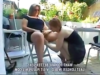 mother and daughter the garden party pArt1