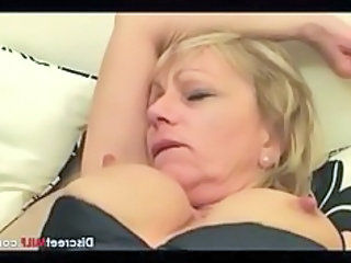 Nipples Mature European Mother Son