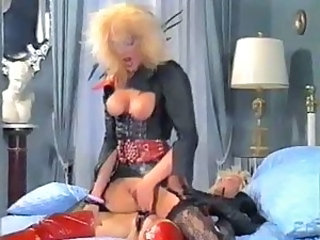Lady Domina #1, 1987 Teresa Orlowski,Jeannie Pepper Part 1