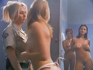 Lesbisk Duschar Uniform