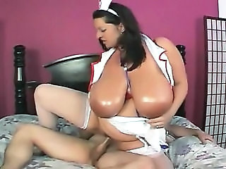 Nurse Stockings BBW
