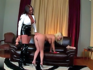 Latex Toy Ass Domination Milf Ass Milf Lesbian