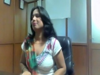 Bhabhi Saves Her Job free