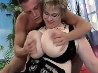 Mom Old And Young Big Tits