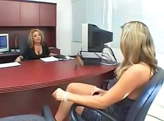 Vicky Vette The Office Bitch