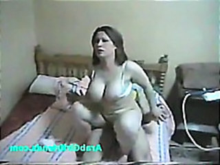 Fat ass egyptian whore fucks by boyfriend