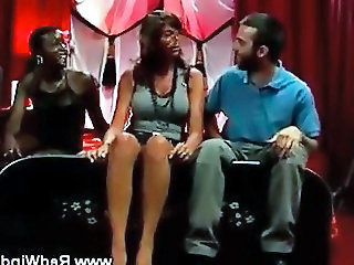Cash Ebony Threesome African Prostitute