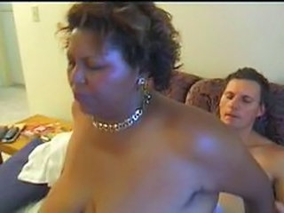 Old And Young Ebony BBW