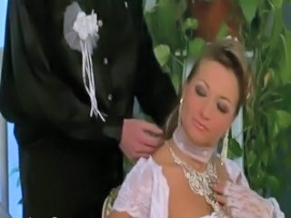Brud MILF uniform Bride Sex