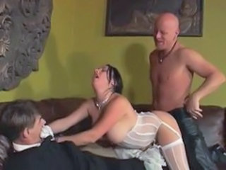 Bride Cuckold Stockings