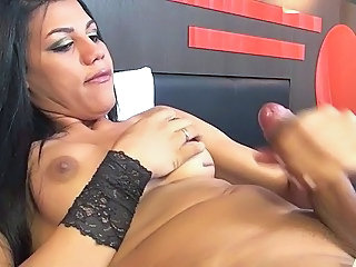 Big Cock Masturbating Latina