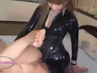 Asian Strapon Latex Asian Lesbian Lesbian Strapon Mask