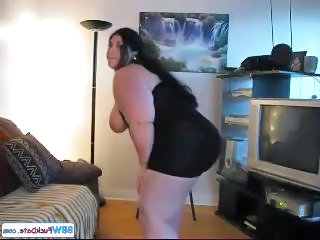 BBW Big Tits Girlfriend