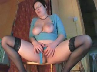 Stockings Amateur Big Tits
