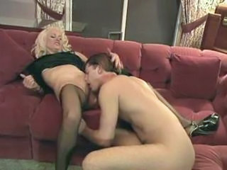 Licking Blonde Mom Ass Licking Blonde Mom Grandma