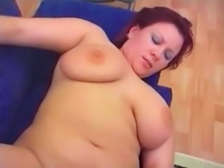 Video from: empflix | RedHead BBW Sucking and Fucking