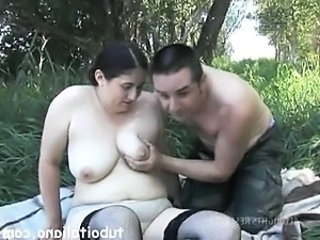 Outdoor Amateur Chubby