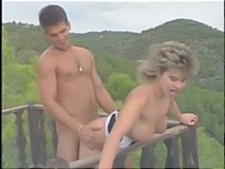 Doggystyle MILF Outdoor Outdoor