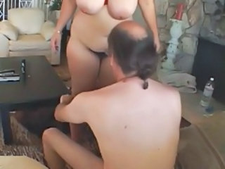 Video from: tubewolf | Hair pulling sex with a fat girl he fucks tubes