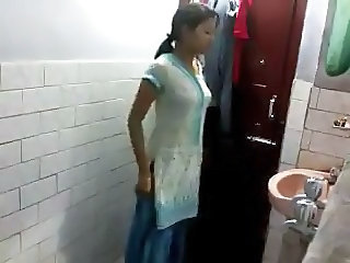 Bathroom Indian Teen Bathroom Bathroom Teen Indian Teen