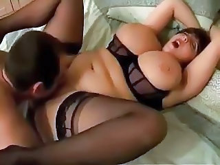 Orgasm Stockings Wife