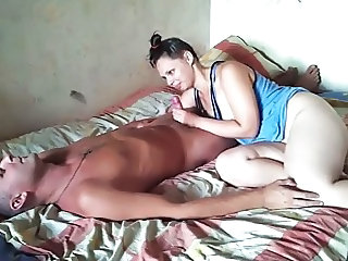 Russian Blowjob Chubby