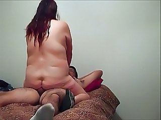 Riding Amateur Chubby