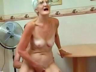 Skinny Riding Saggytits Granny Cock Granny Young Old And Young