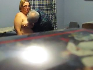 HiddenCam Older Voyeur