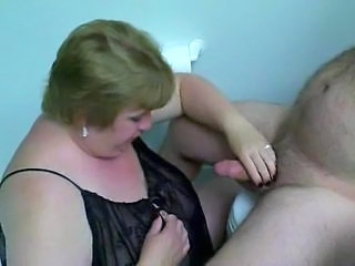 Toilet Older Wife