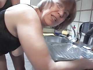 Kitchen Glasses Mature Daughter Daughter Ass Daughter Mom
