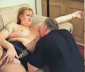 British Licking BBW British European