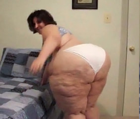 SSBBW shacking booty