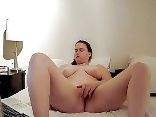 ex maiden misty masturbating