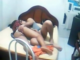 Homemade Indian Kissing Caught